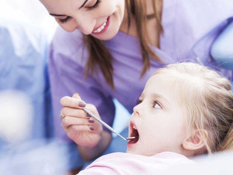 Odontoiatria dei bimbi